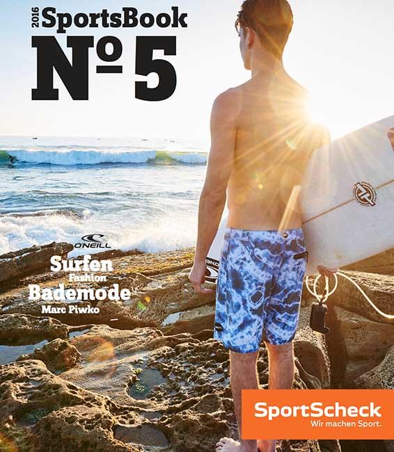 O'Neill Sport Scheck